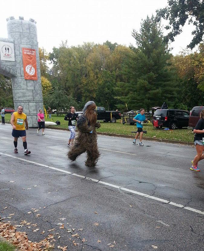 chewbacca-marathon