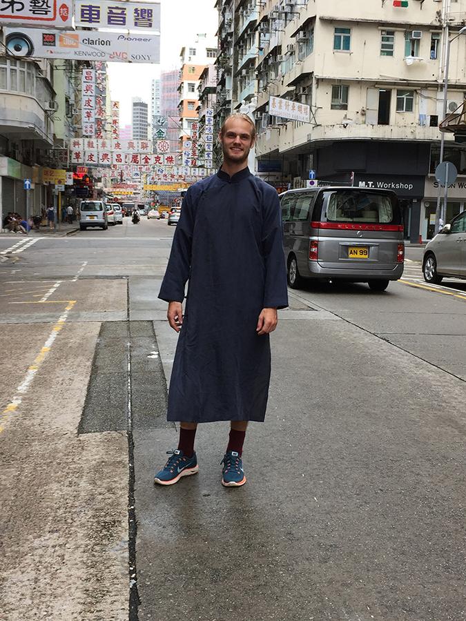 Chinese-Jacket
