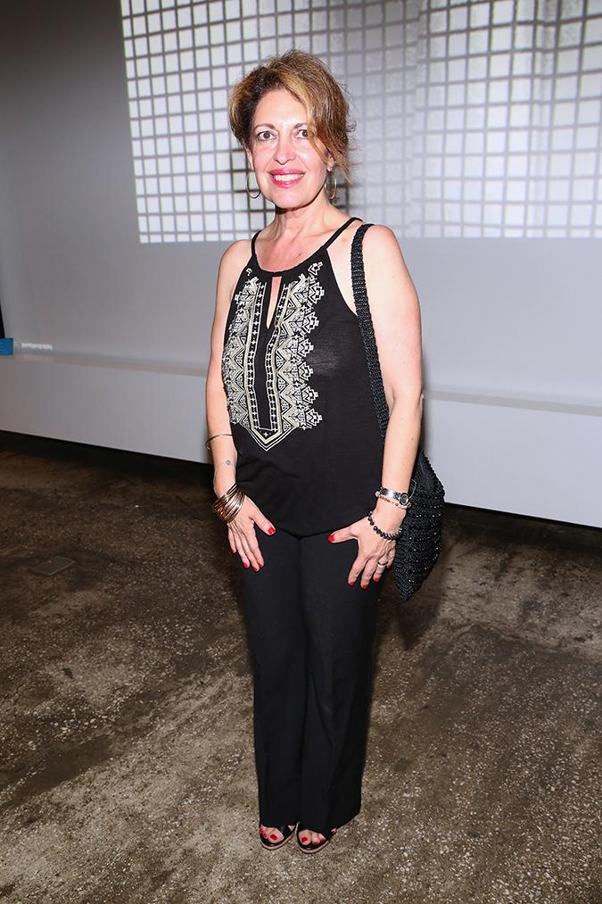 Maria van Vlodrop==MvVO ART and Accessible Art Fair New York Host a Summer Soiree with New Partner Tumblr==Tumblr HQ, NYC==July 8, 2016==©Patrick McMullan==Photo - Sylvain Gaboury/PMC== == Maria van Vlodrop