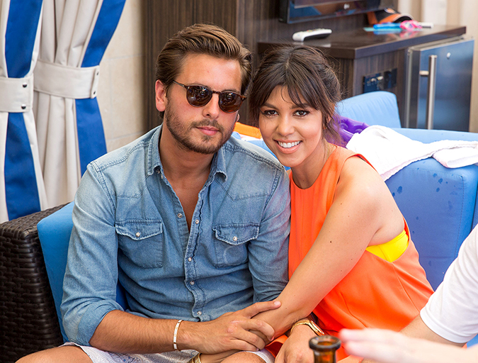 Las Vegas, NV - Las Vegas, NV - Scott Disick hosts the Sapphire Pool and Day Club in Las Vegas with his friends. While hanging out in the cabana, his long-term girlfriend Kourtney Kardashian surprised him. At one point, Scott shaved the head of his friend Darin Feinstein. Scott dressed simple in a chambray shirt, pale paisley print shorts, and leopard print loafers. AKM-GSI July 6, 2013 To License These Photos, Please Contact : Steve Ginsburg (310) 505-8447 (323) 423-9397 steve@ginsburgspalyinc.com sales@ginsburgspalyinc.com or Keith Stockwell (310) 261-8649 keith@ginsburgspalyinc.com ginsburgspalyinc@gmail.com 07/06/2013 Copyright © 2014 AKM-GSI, Inc. To License These Photos, Please Contact : Maria Buda (917) 242-1505 mbuda@akmgsi.com or Steve Ginsburg (310) 505-8447 (323) 423-9397 steve@akmgsi.com sales@akmgsi.com