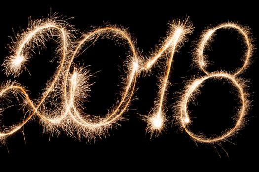 2018 sparkler shutterstock
