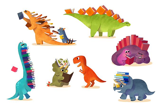 Dinosaur books_big