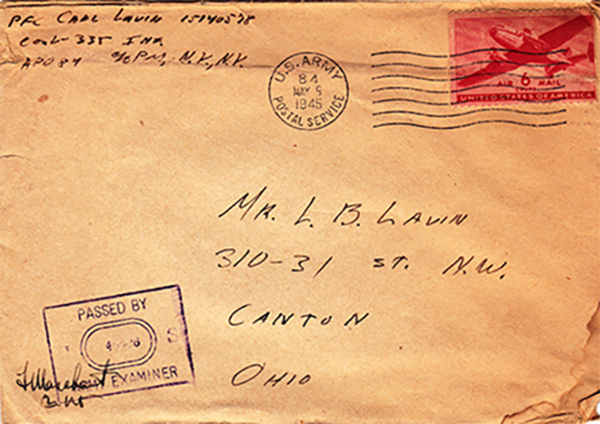 carl lavin envelope