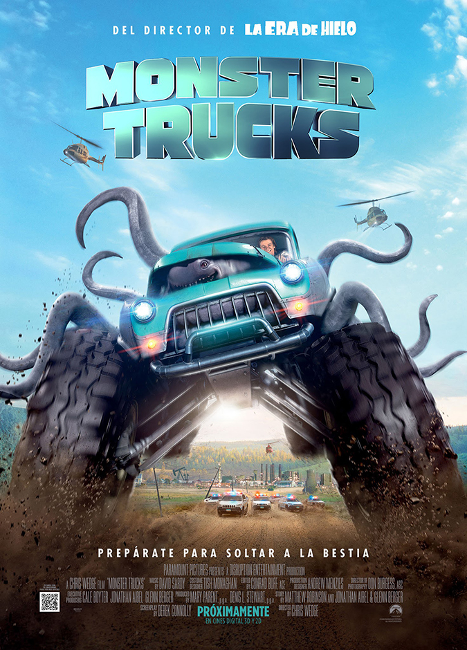 monster trucks embed