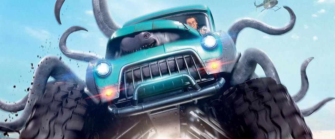 monster trucks feature
