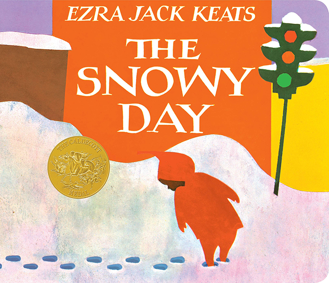 snowy day book cover embed