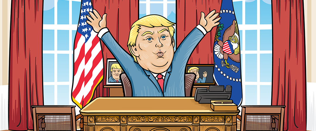 trump feature