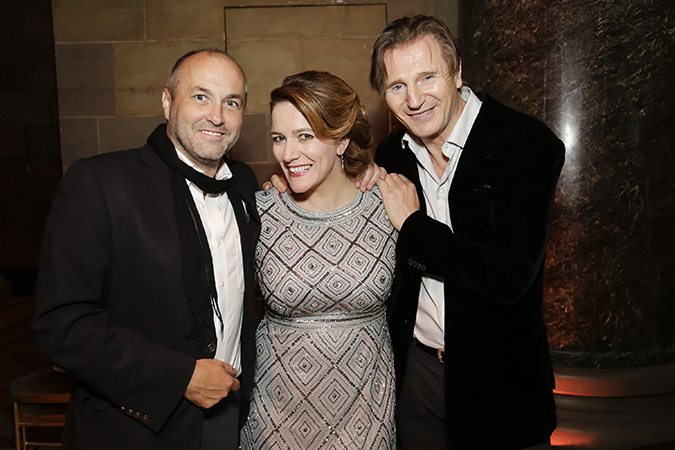The Irish Arts Center Annual Spirit of Ireland Gala, Cipriani 42nd Street, Friday October 10, 2014. Credit Photo: Erin Baiano