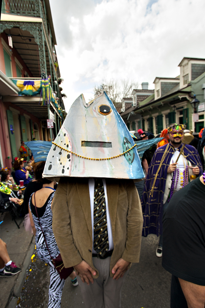 20170228©DayMardiGras1206.jpg Millions lined the parade routes as the last weekend of New Orleans Mardi Gras rolled under warm sunny days delighting the throngs with tons of beads.