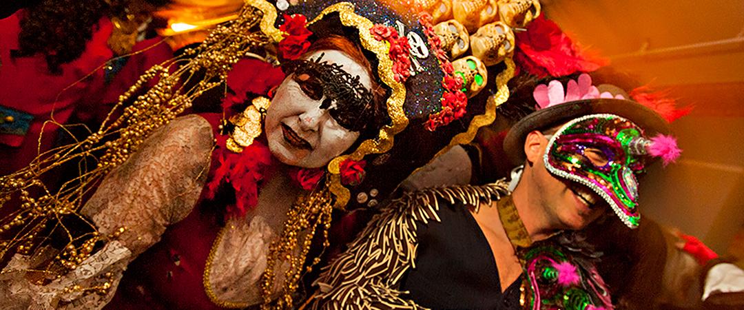 Mardi Gras Feature