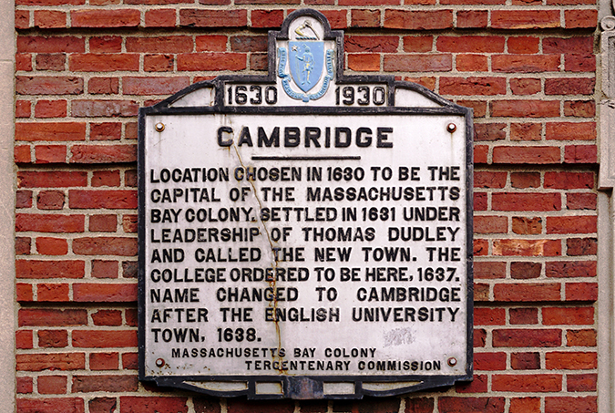 massachusetts bay colony sign