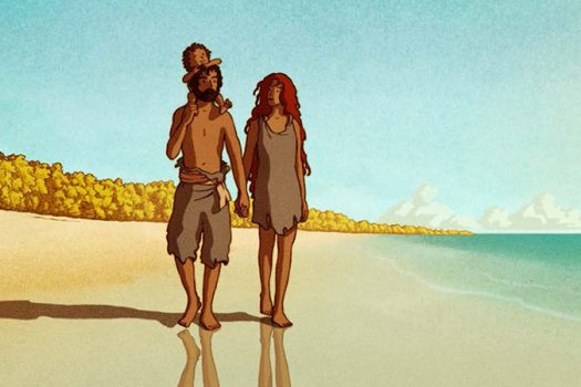 red turtle feature