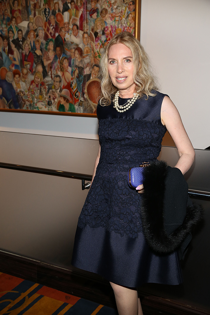 Lauren Lawrence== AVENUE Invites You to Celebrate The AVENUE Concierge and Our Partnership With NYCAHC== Le Cirque, 151 East 58th Street, NYC.== June 8, 2015== ©Patrick Mcmullan== photo-Sylvain Gaboury/PatrickMcmullan.com== ==