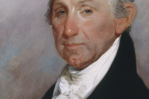 james monroe FEATURE