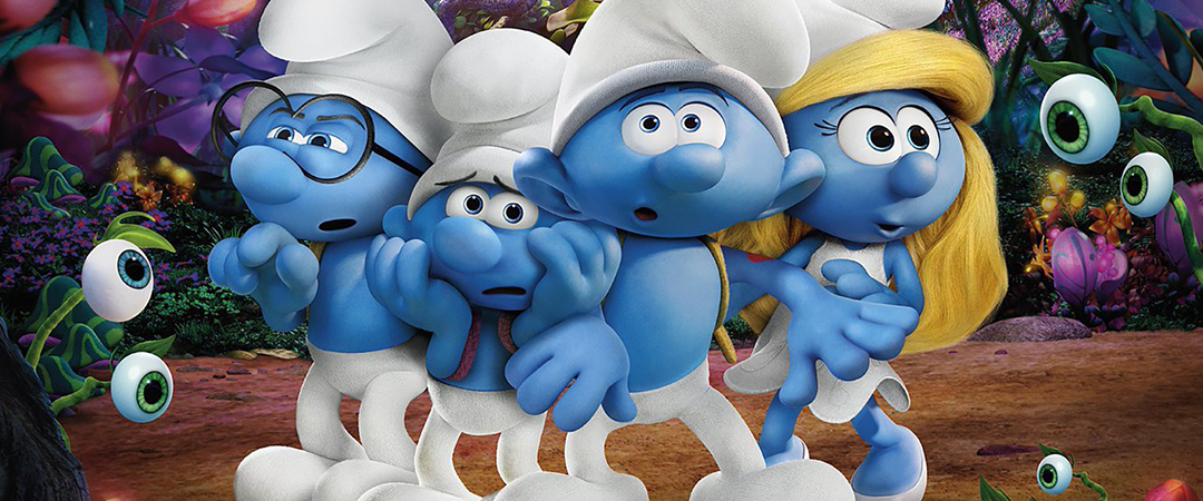 smurfs feature