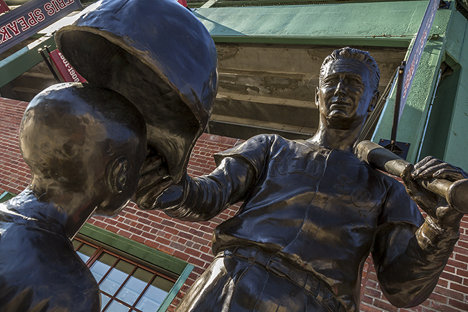 ted williams embed