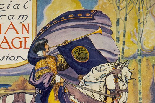 FEATURE suffrage