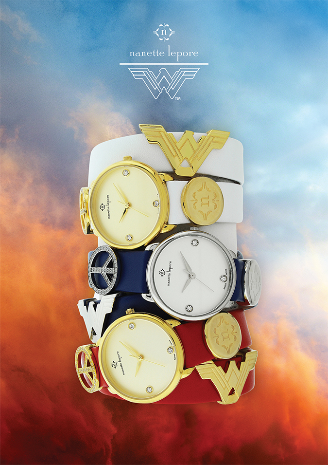 Wonder Woman Watch embed