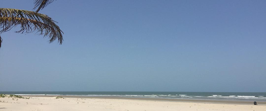 cap skirring senegal beach