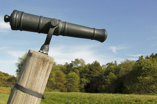 fort necessity cannon this day in history july 3