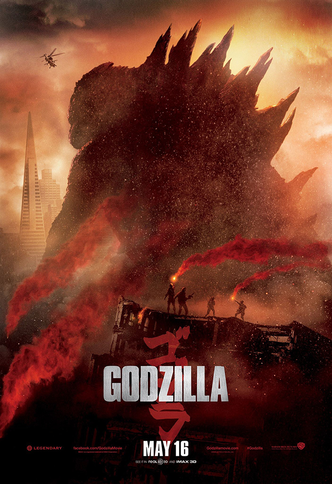 godzilla movie poster embed