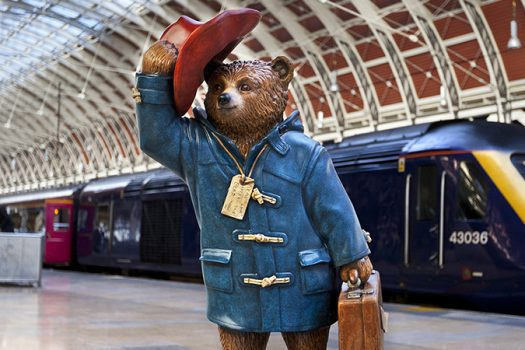 paddington bear feature