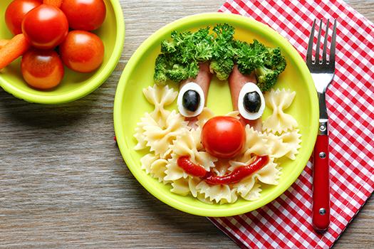playful plate