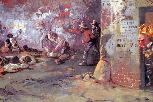 thomas nast new orleans massacre