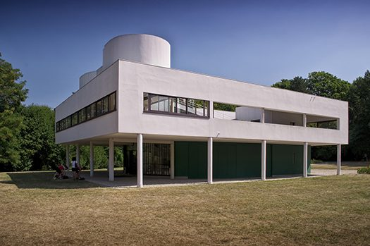 villa savoye shutterstock