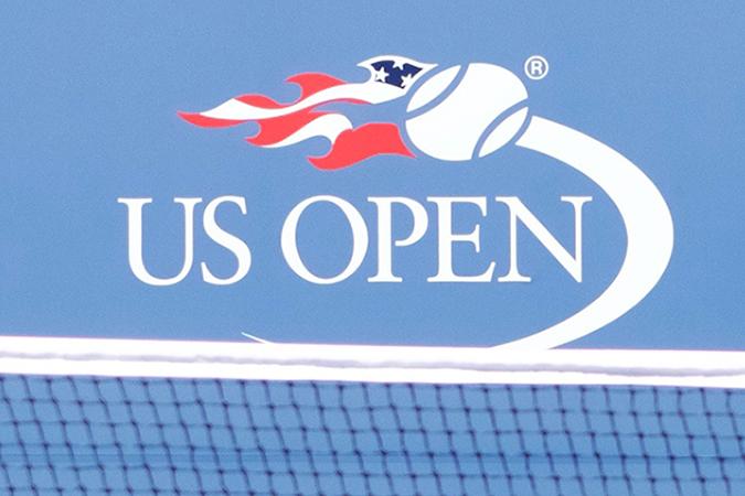 2017 us open logo