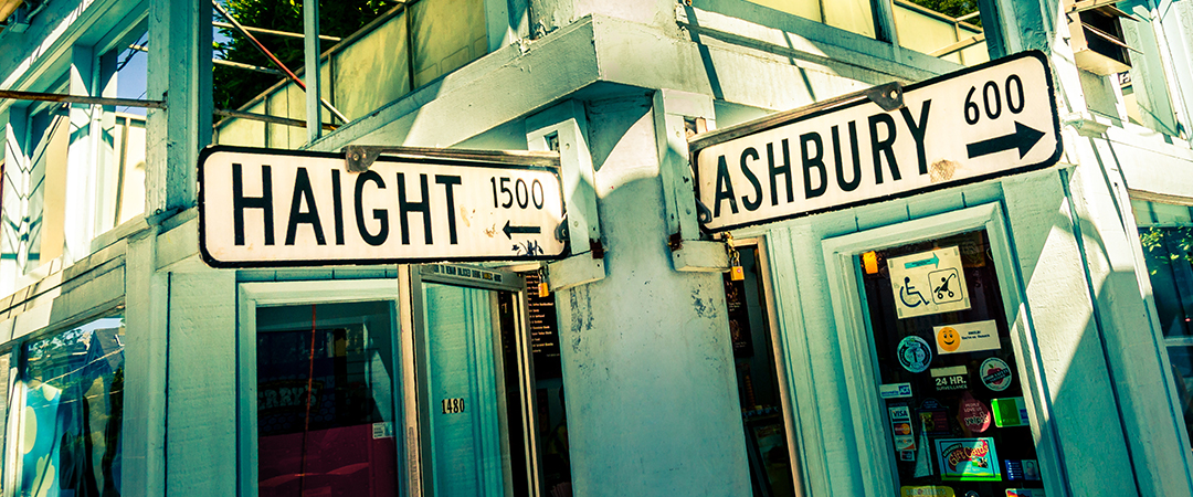 haight ashbury san francisco