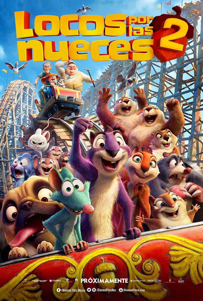 nut job 2 poster embed