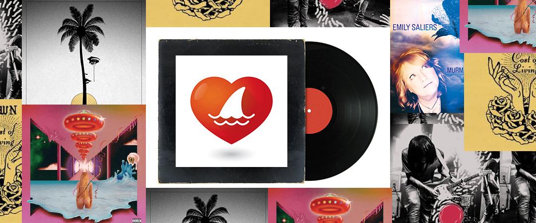 shark sandwich 50 album reviews