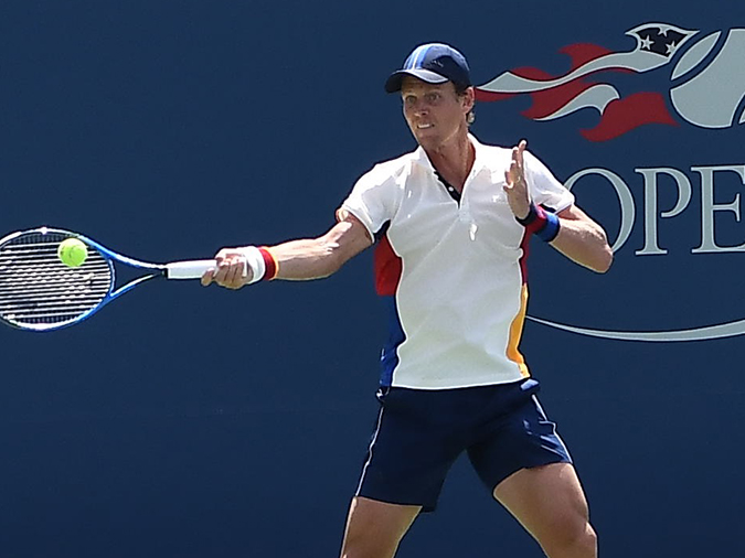 tomas berdych 2017 us open