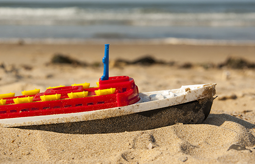 toy cruise ship shutterstock