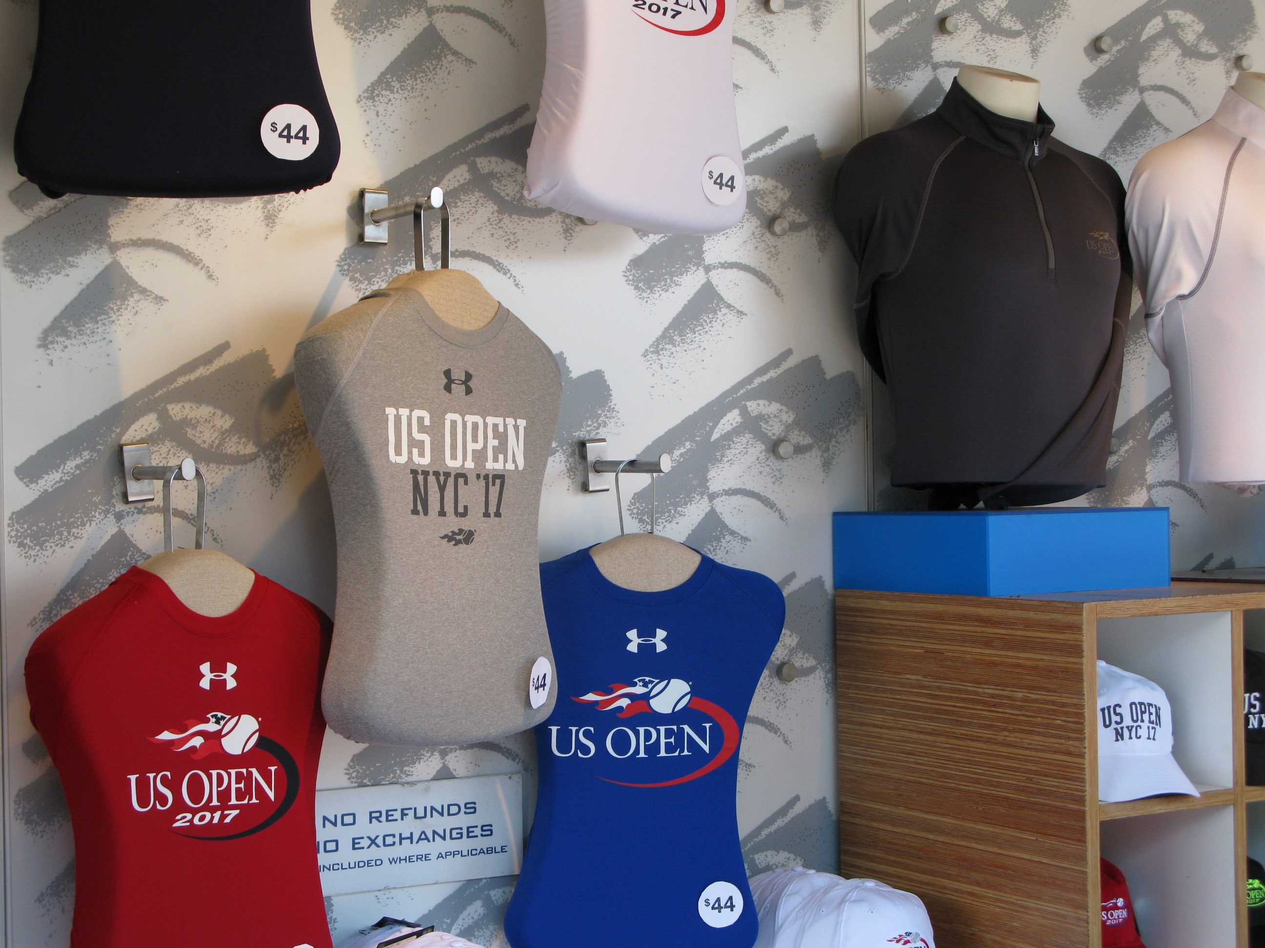 us open concessions