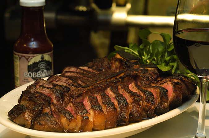 bobby van's porterhouse steak new york