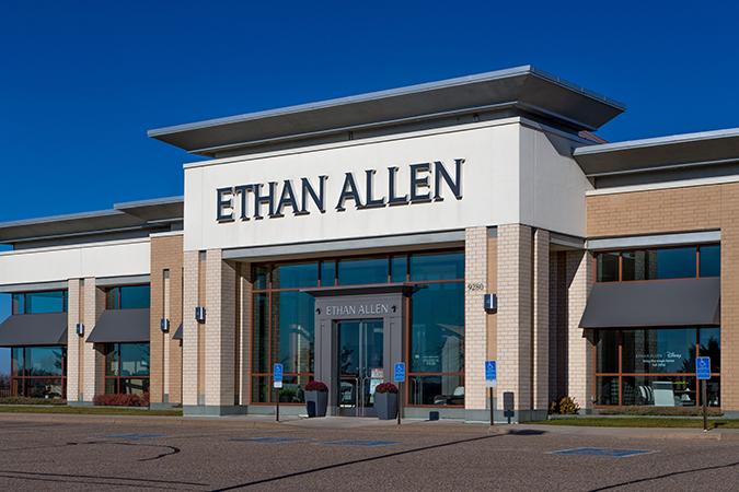 ethan allen exterior photo shutterstock
