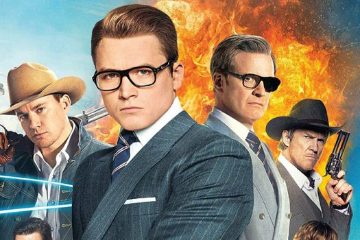 kingsman golden circle movie news