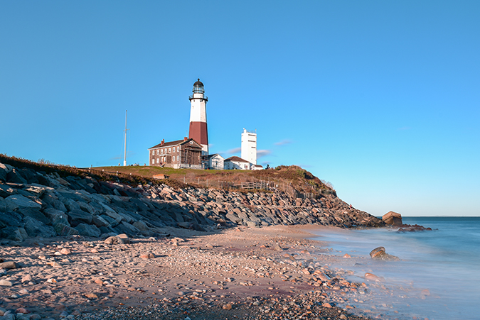 montauk point lighthouse shutterstock