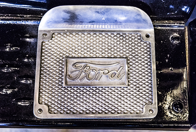 Ford Model T Plate