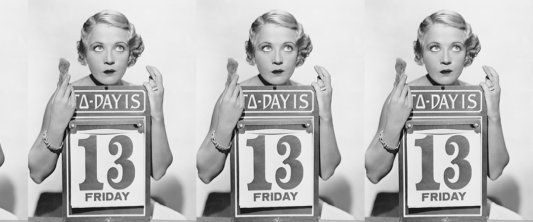 friday 13 feature shutterstock