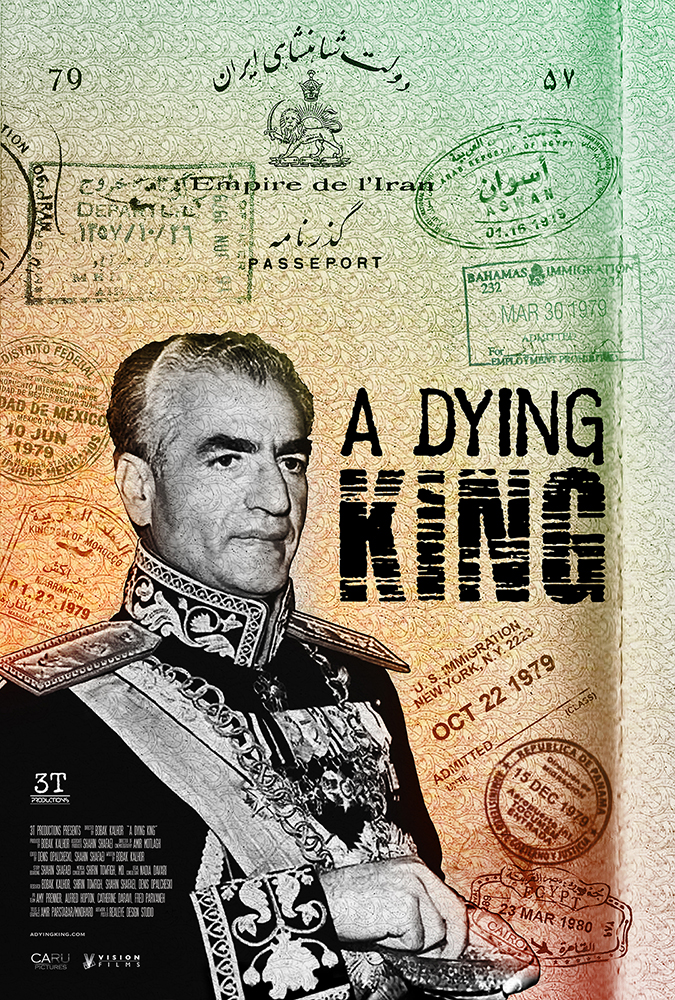 a dying king poster
