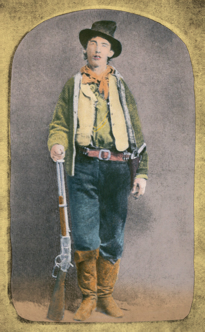 billy the kid shutterstock embed