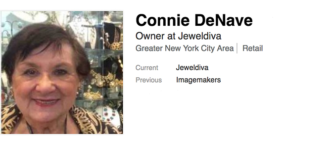Connie DeNave LinkedIn