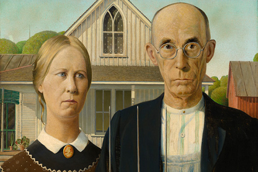 american gothic whitney museum