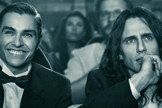 the disaster artist feature