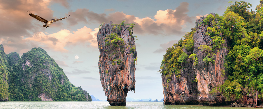james bond island shutterstock