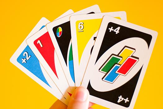 uno cards shutterstock