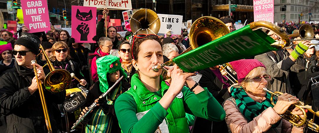 2018 women's march photo essay jeff day